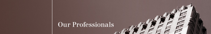 Masthead - Our Professionals